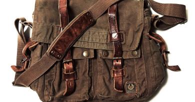 Affordable alternative Belstaff 554 Colonial Messenger Bag