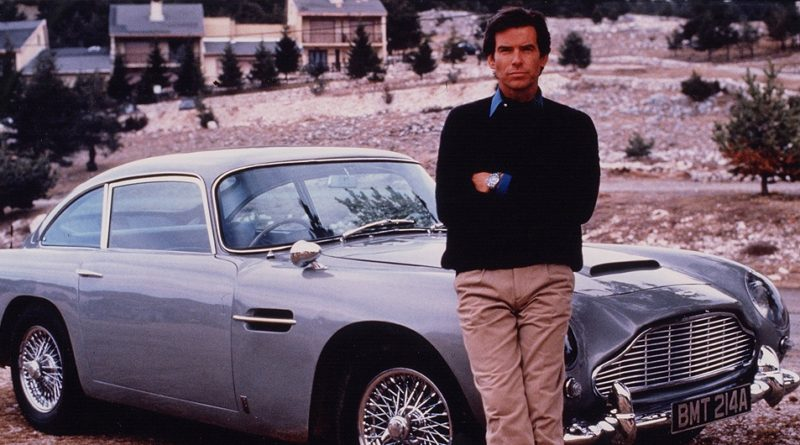 Father's Day gifts for the Bond fan