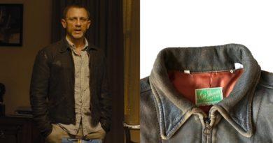Skyfall Levi's Menlo Jacket Review