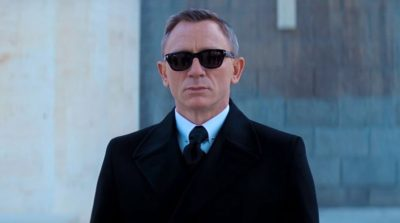 James Bond Accessories silver and gold