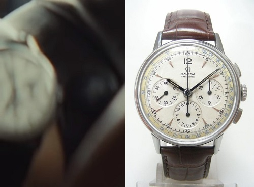 James Bond Vintage Omega Chronograph Caliber 321 SPECTRE