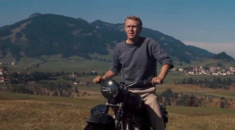 Steve McQueen Sweatshirt