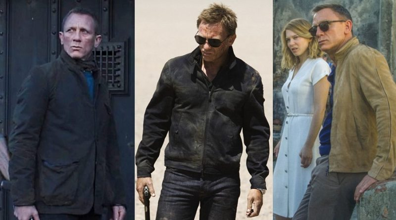 Essential James Bond Jackets