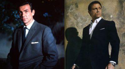 affordable James Bond wardrobe suits