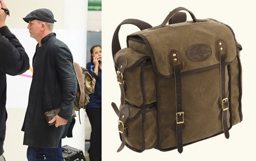 Daniel Craig Frost River Backpack