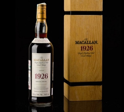 5 Things I Want October The Macallan 1926